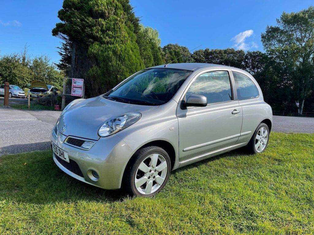 Nissan Micra Hatchback 1.2 16v n-tec 3dr