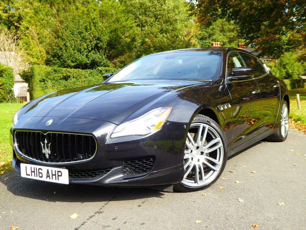 Maserati Quattroporte Saloon 3.0 TD 4dr