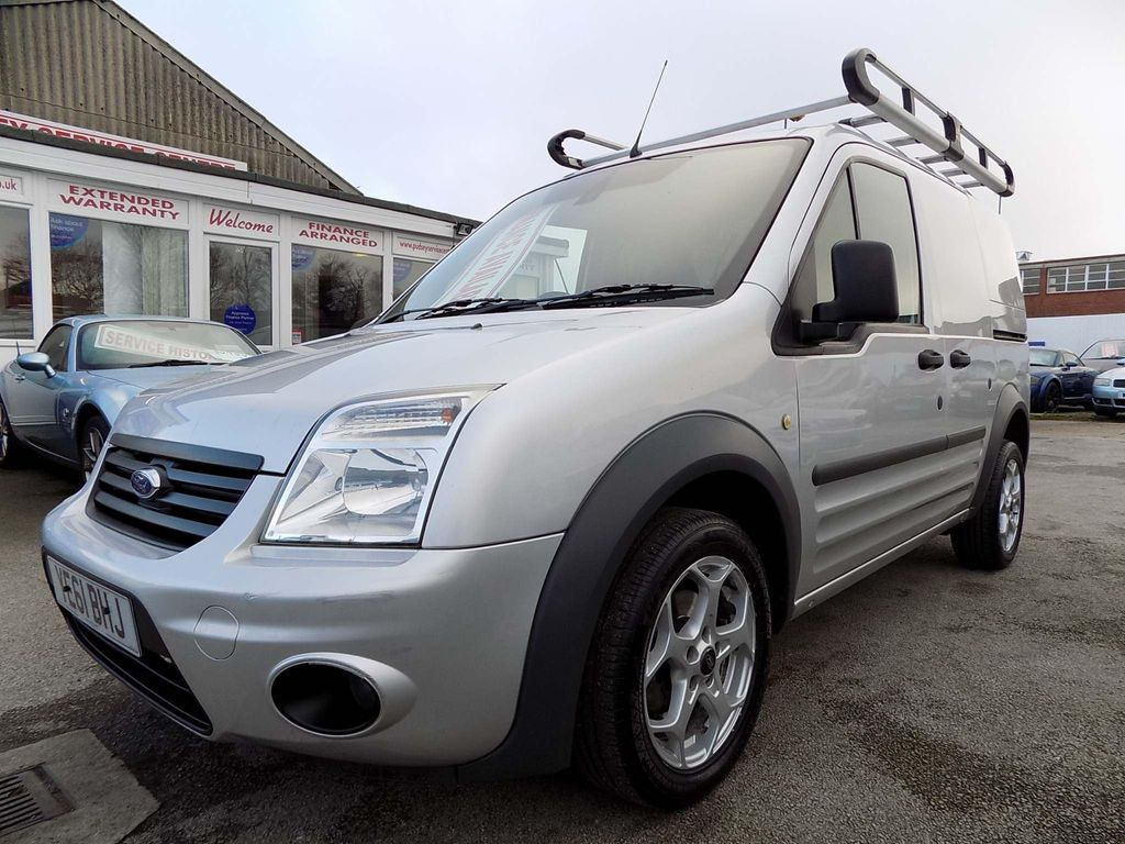 Ford Transit Connect Other 1.8 TDCi T220 SWB Trend Crew 4dr DPF