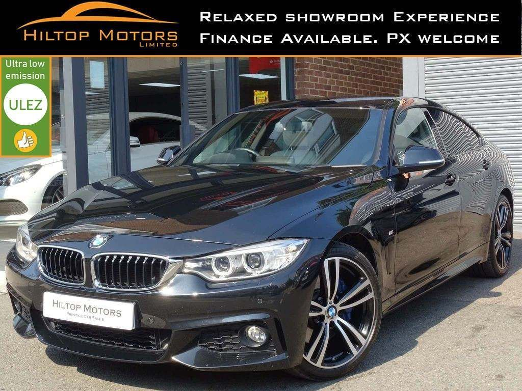 BMW 4 Series Gran Coupe Saloon 2.0 420d M Sport Gran Coupe (s/s) 5dr