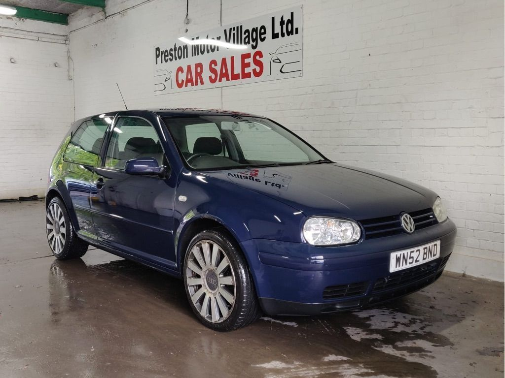Volkswagen Golf Hatchback 1.9 TDI PD GT 3dr