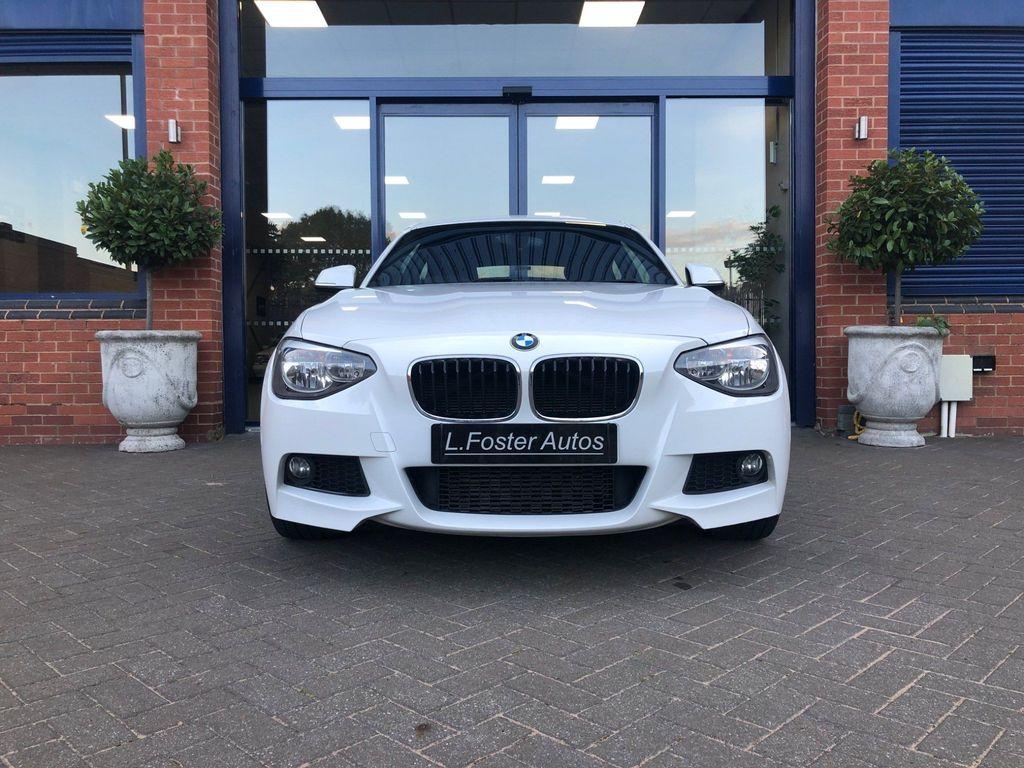 BMW 1 Series Hatchback 2.0 116d M Sport Sports Hatch 3dr