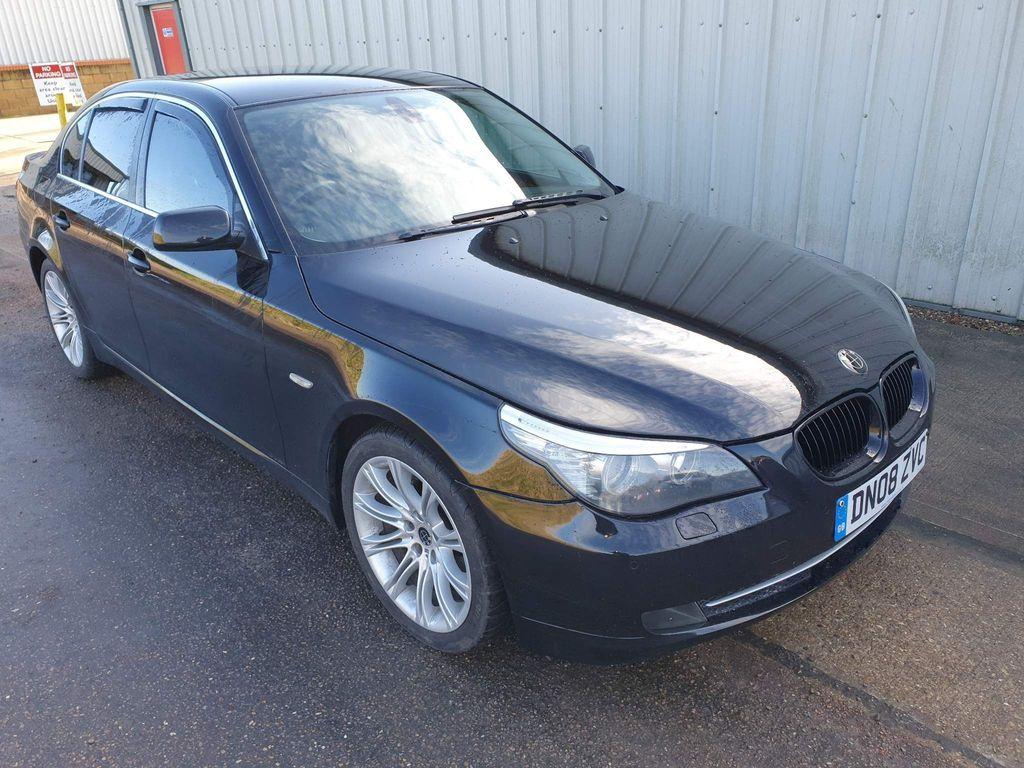 BMW 5 Series Saloon 3.0 525d SE 4dr