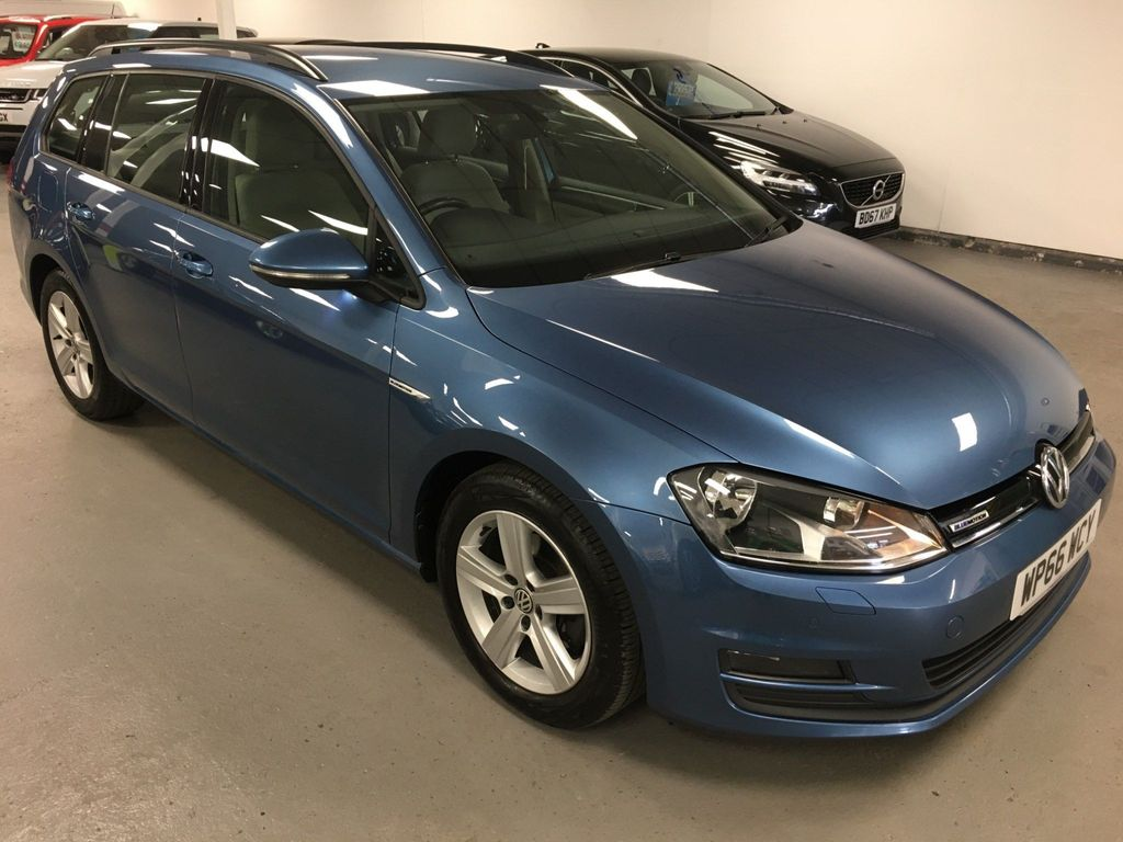 Volkswagen Golf Estate 1.0 TSI Match BlueMotion Edition DSG (s/s) 5dr