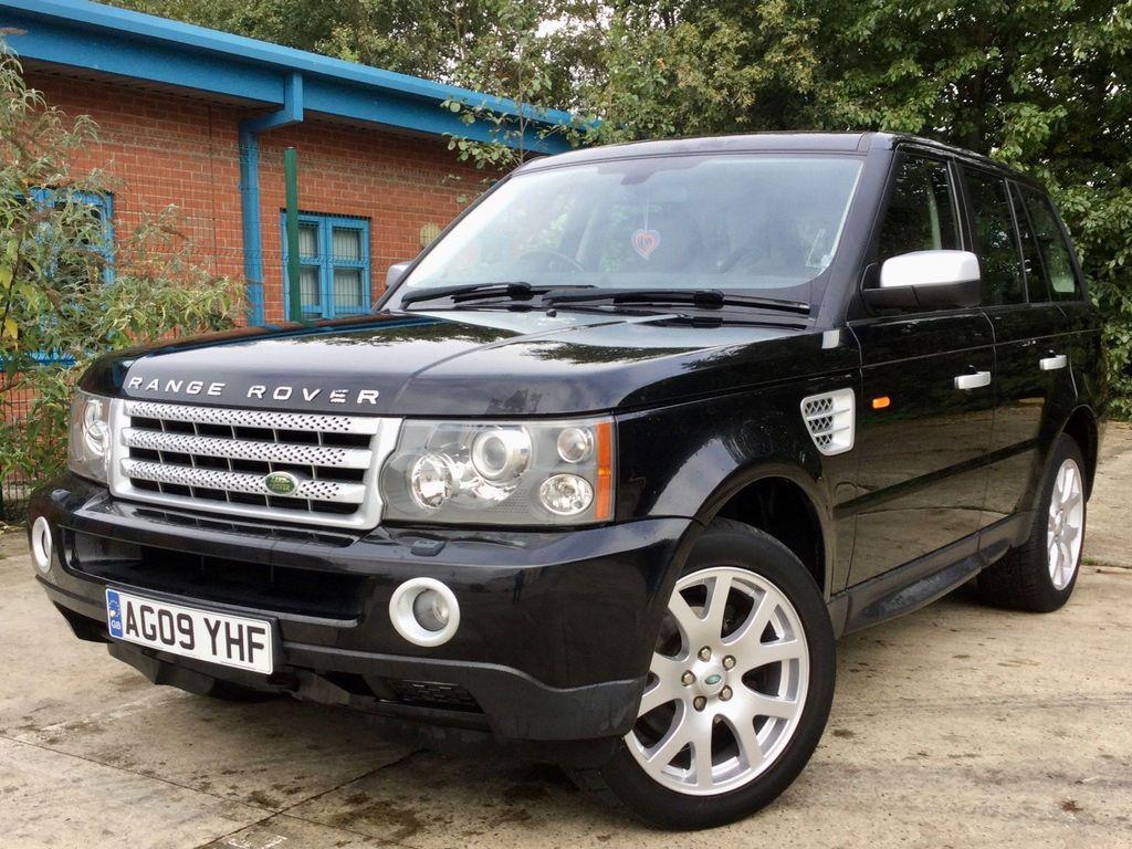 Land Rover Range Rover Sport SUV 2.7 TD V6 SE 5dr