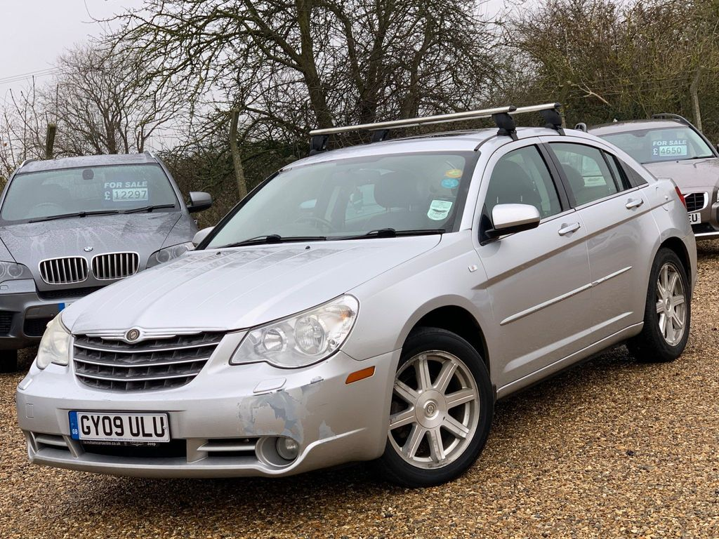 Chrysler Sebring Saloon 2.0 CRD Limited 4dr