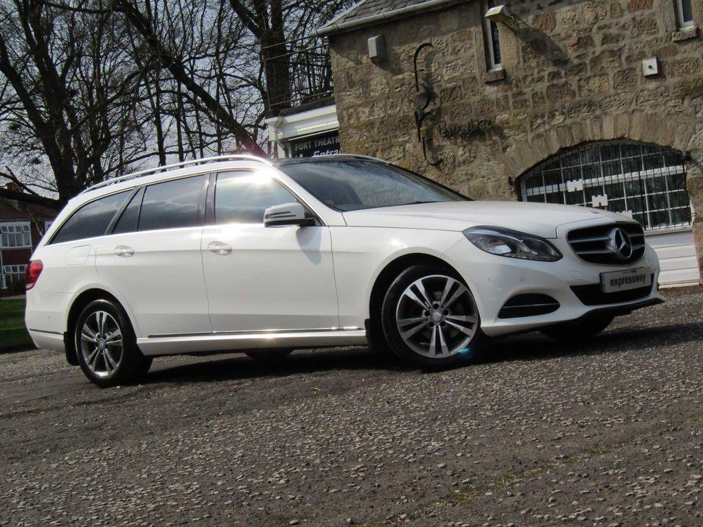 Mercedes-Benz E Class Estate 2.1 E220 CDI SE 7G-Tronic Plus 5dr