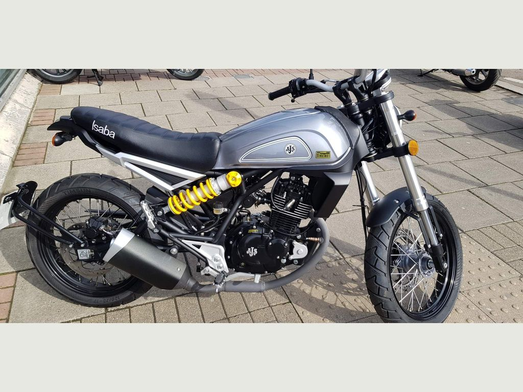 AJS Isaba 125 Unlisted