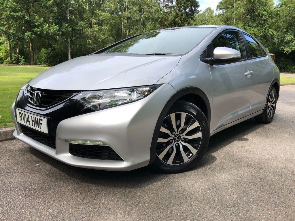 Honda Civic Hatchback 1.6 i-DTEC S 5dr (DAB/Premium Audio/Bluetooth)