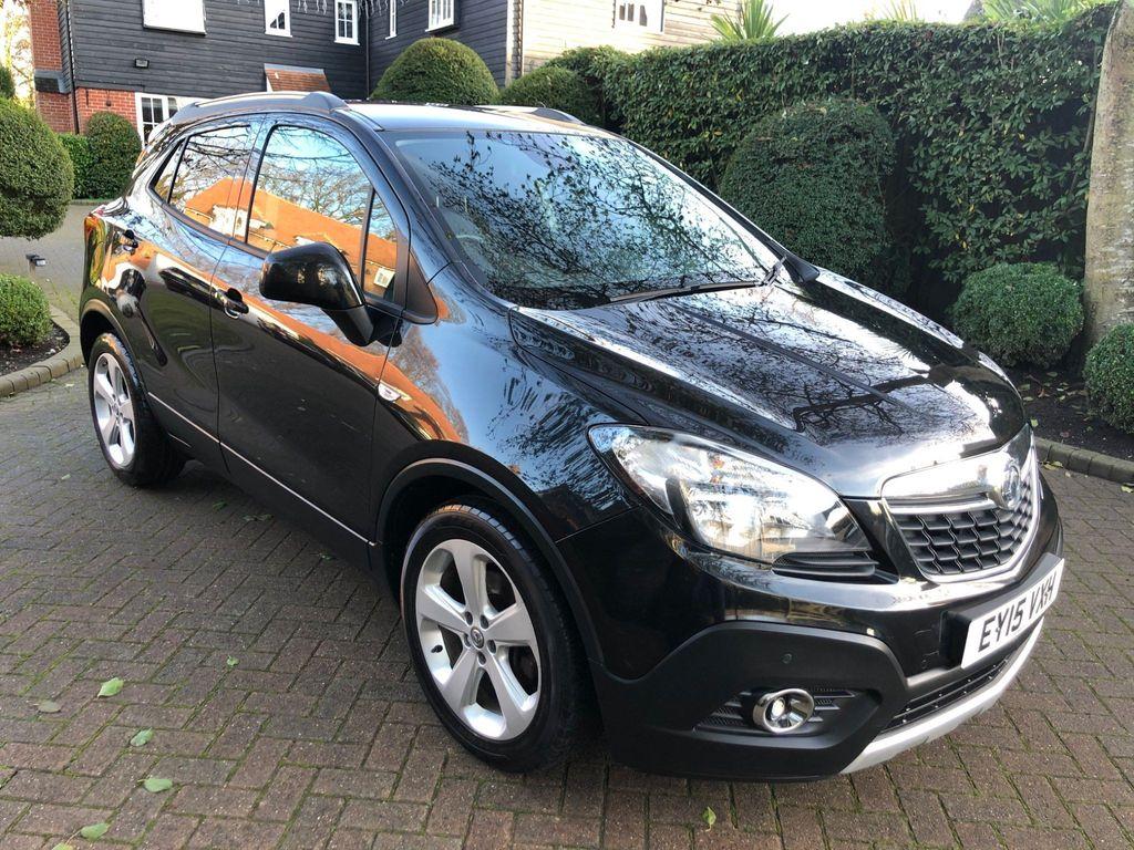 Vauxhall Mokka Hatchback 1.6 i VVT 16v Tech Line (s/s) 5dr