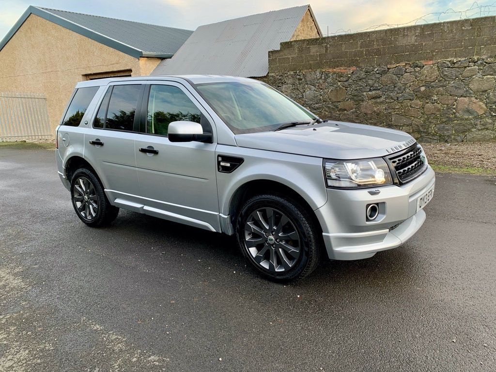 Land Rover Freelander 2 SUV 2.2 SD4 Dynamic 4X4 5dr