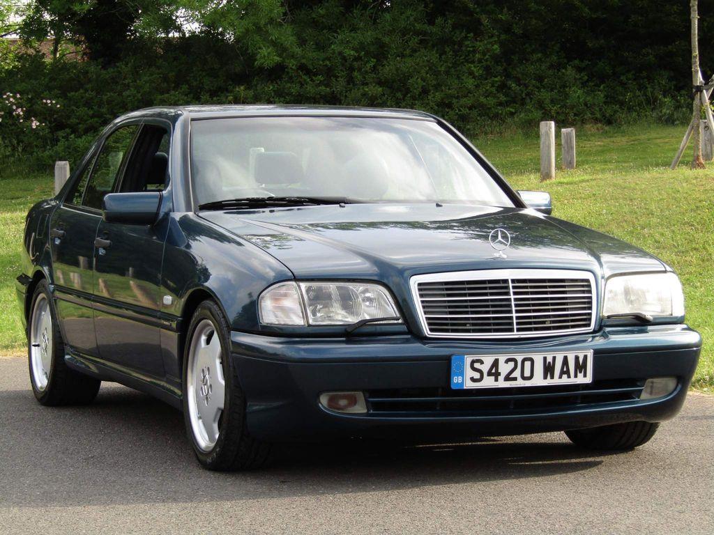Mercedes-Benz AMG Saloon 4.3 C43 AMG 4dr