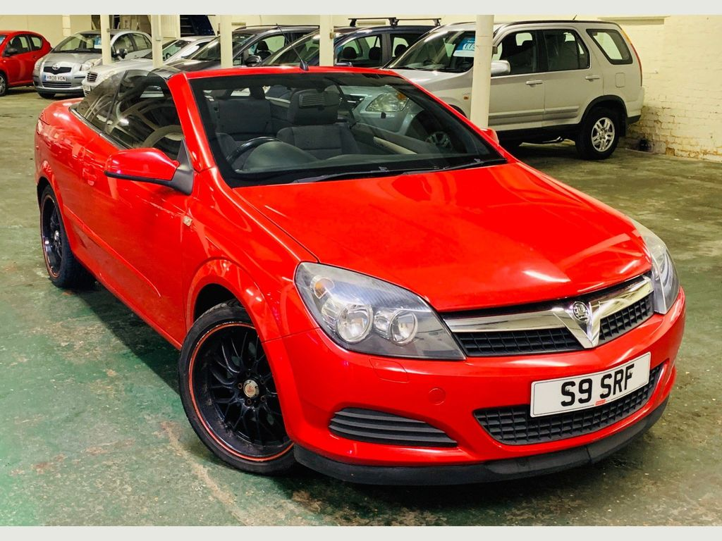 VAUXHALL ASTRA Convertible 1.9 CDTi Twin Top 2dr