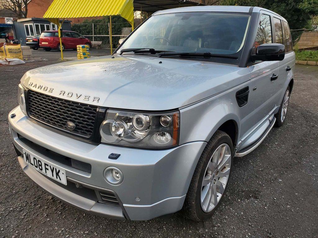 Land Rover Range Rover Sport SUV 3.6 TD V8 HST 5dr