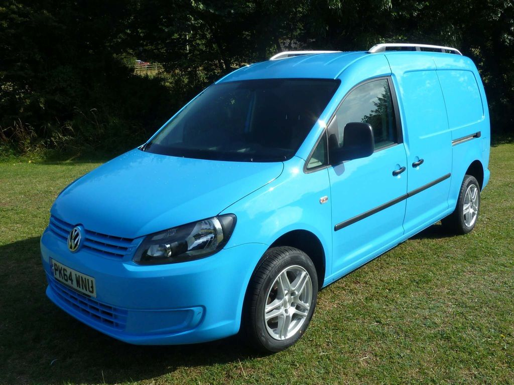 VOLKSWAGEN CADDY MAXI Other 1.6 TDI BlueMotion Tech C20 Maxi Panel Van 5dr