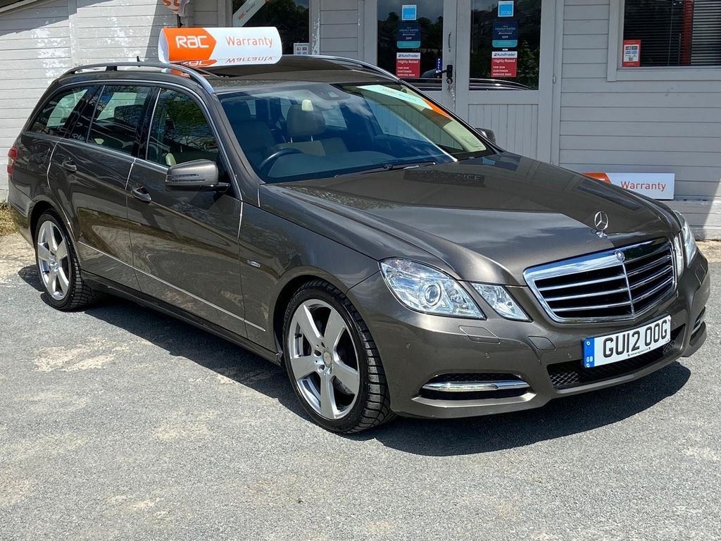 Mercedes-Benz E Class Estate 3.0 E350 CDI BlueEFFICIENCY Avantgarde G-Tronic 5dr