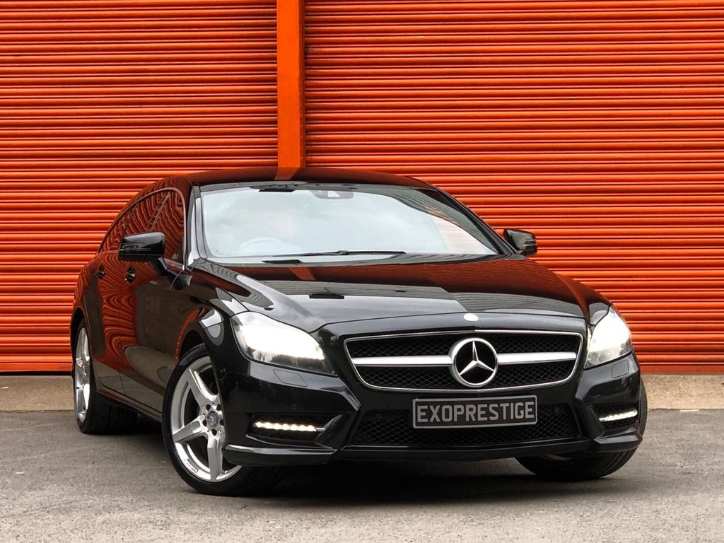 Mercedes-Benz CLS Estate 2.1 CLS250 CDI BlueEFFICIENCY AMG Sport Shooting Brake 7G-Tronic Plus (s/s) 5dr