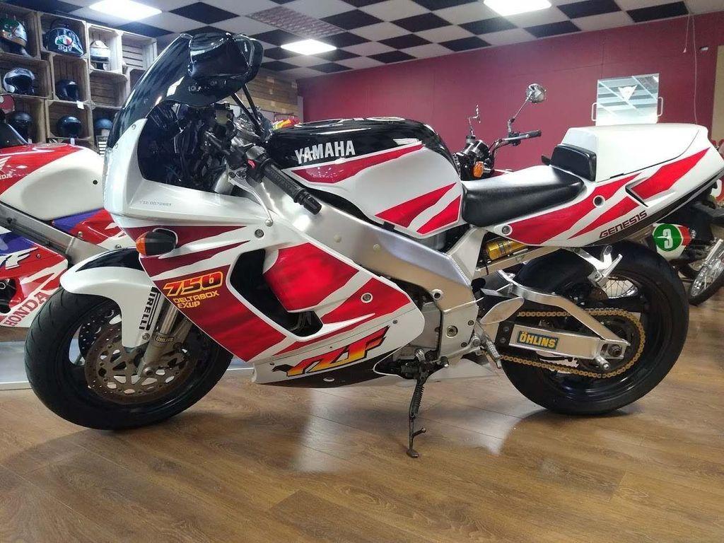 Yamaha YZF750SP Sports Tourer 750