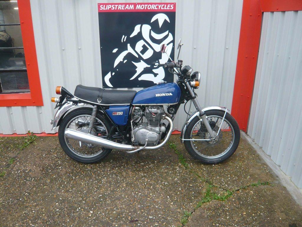 Honda CB250 Classic 250 Superdream