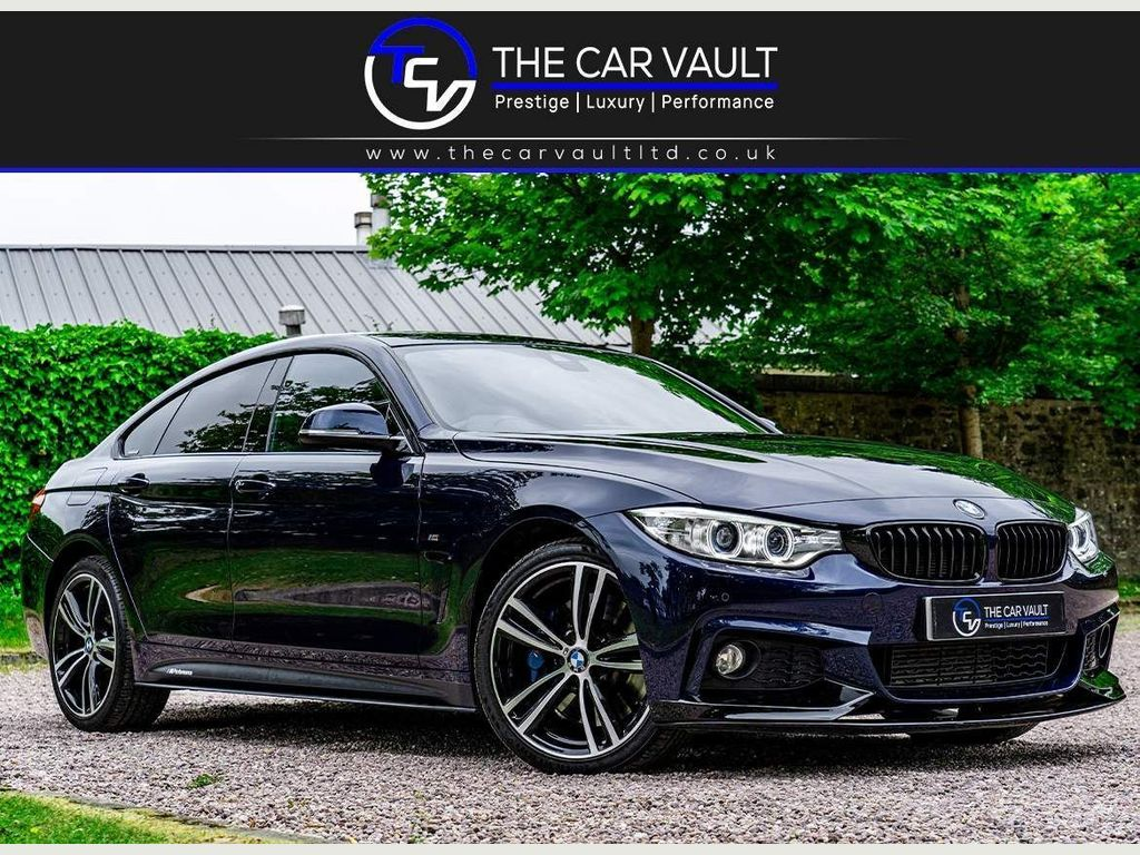 BMW 4 Series Gran Coupe Hatchback 3.0 430d M Sport Gran Coupe Auto xDrive 5dr