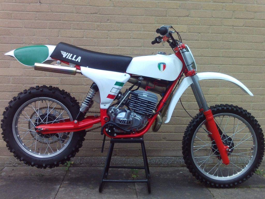 Moto Guzzi Airone 250 Motocrosser