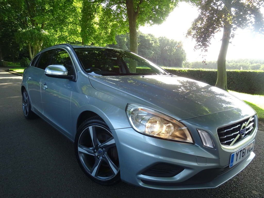Volvo V60 Estate 2.4 D5 R-Design Geartronic 5dr