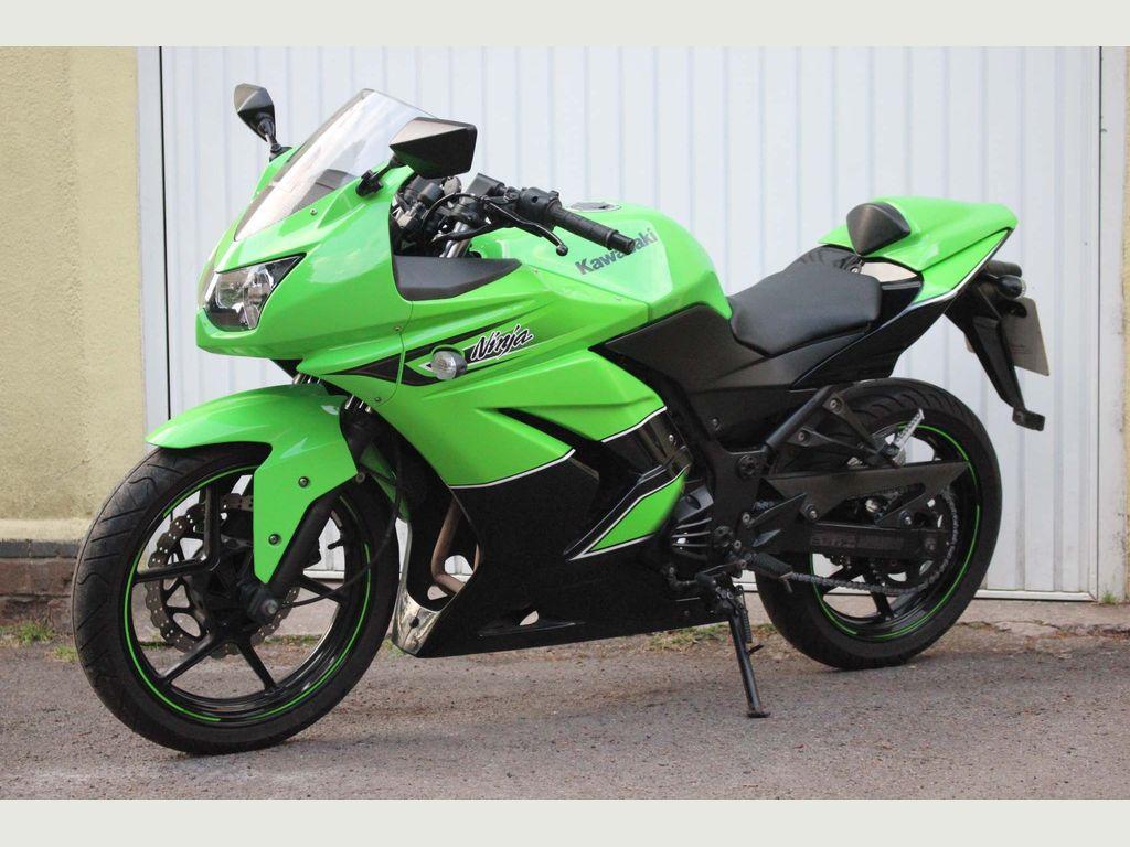 Kawasaki Ninja 250 Super Sports 250 R