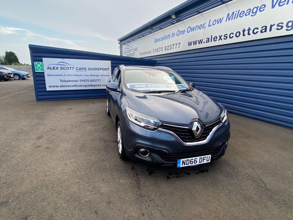 Renault Kadjar SUV 1.5 dCi Dynamique Nav EDC (s/s) 5dr