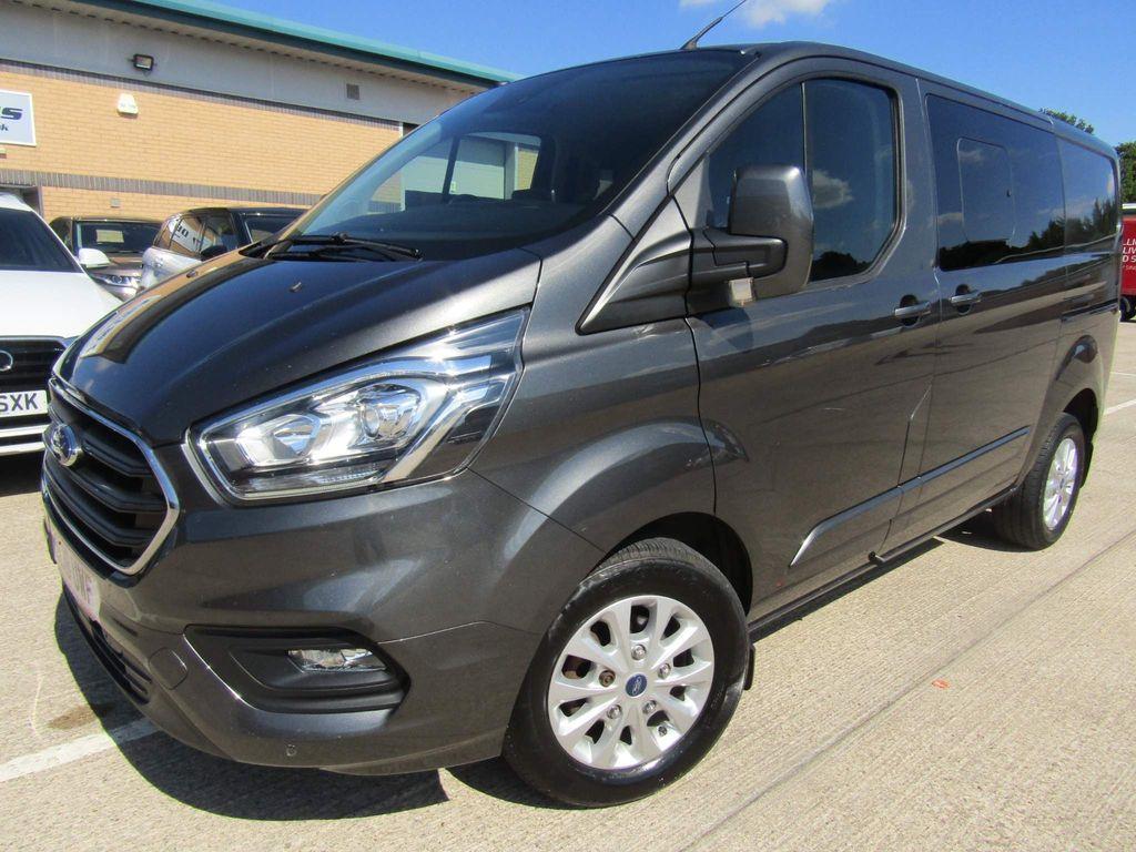 Ford Transit Custom Combi Van 2.0 300 EcoBlue Limited DCIV L1 H1 EU6 5dr (6 Seat)