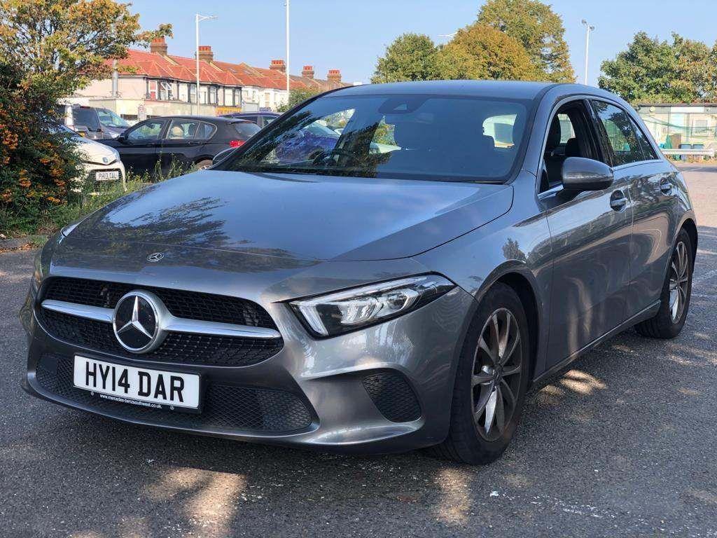 Mercedes-Benz A Class Hatchback 1.3 A180 Sport 7G-DCT (s/s) 5dr