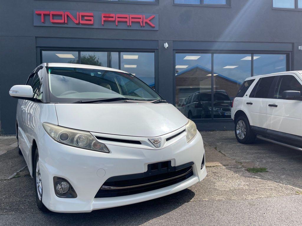 Toyota Estima MPV 2.4 Auto -8 seats - Disability Seat
