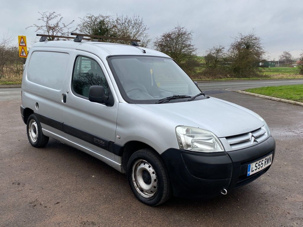 Citroen Berlingo Panel Van 1.9 D 600 D Enterprise Panel Van 4dr