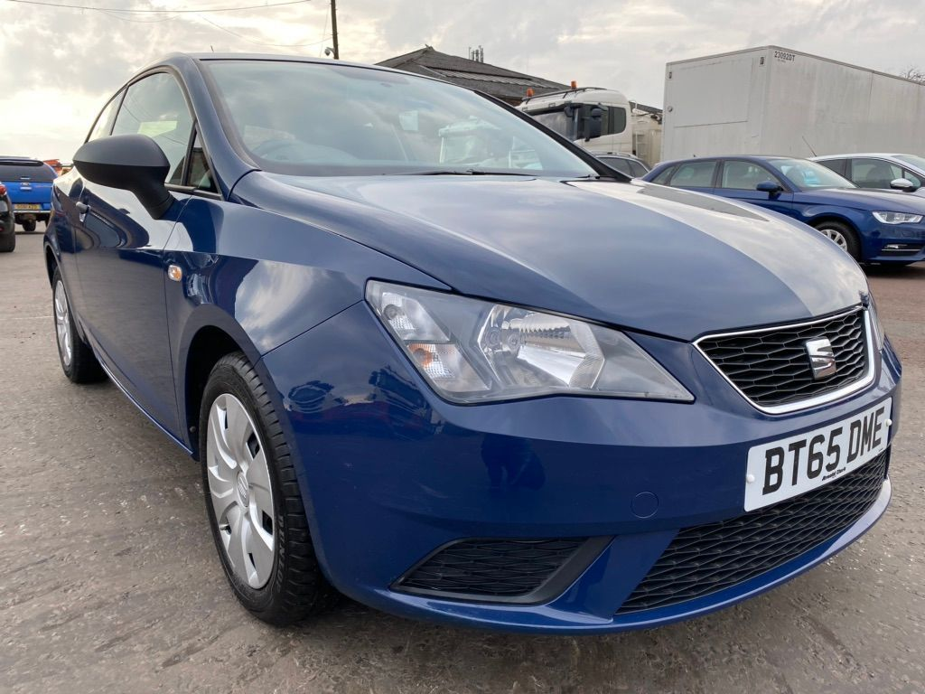 SEAT Ibiza Hatchback 1.0 S SportCoupe 3dr (a/c)