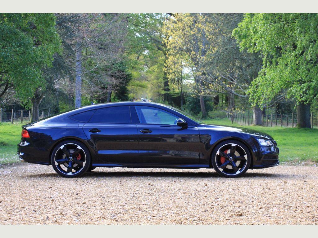 Audi A7 Hatchback 3.0 BiTDi Black Edition Sportback Tiptronic quattro 5dr