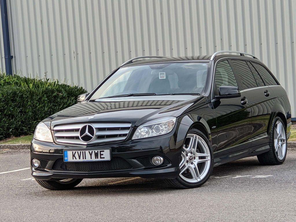Mercedes-Benz C Class Estate 2.1 C200 CDI BlueEFFICIENCY Sport 5dr