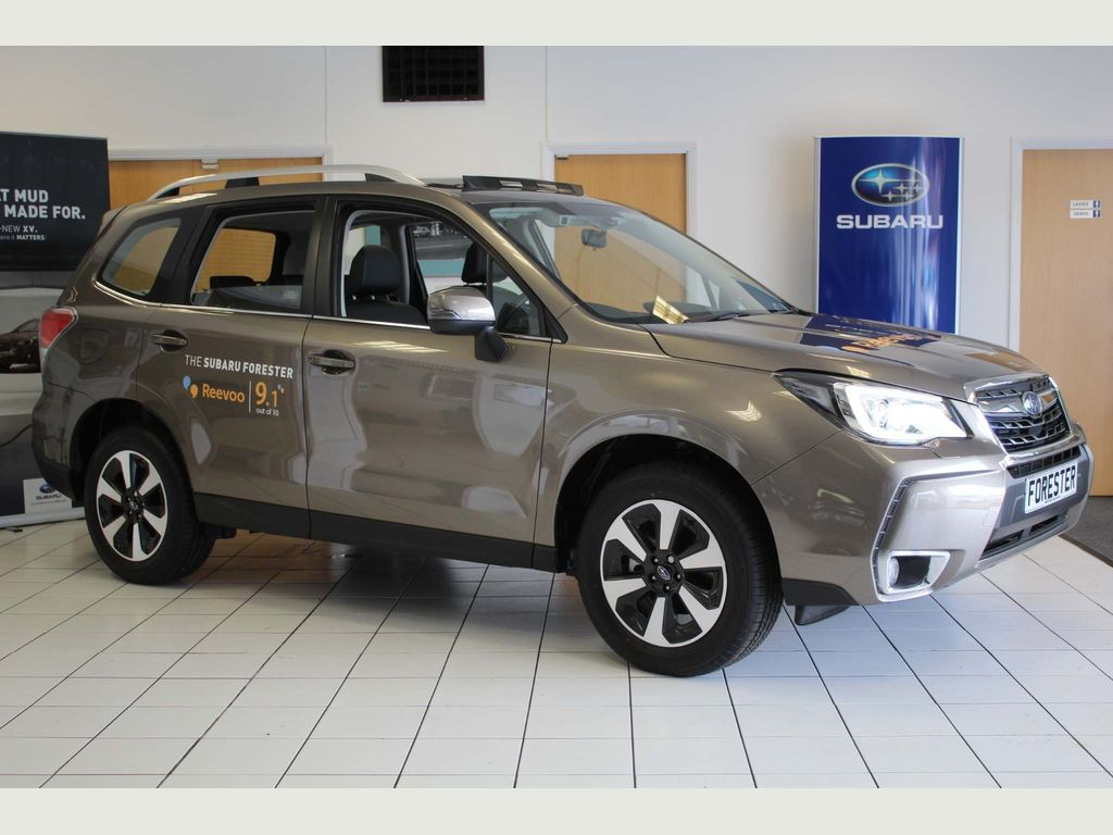 Subaru Forester SUV 2.0i XE Premium SUV 5dr Petrol Lineartronic 4WD (s/s) (150 ps)