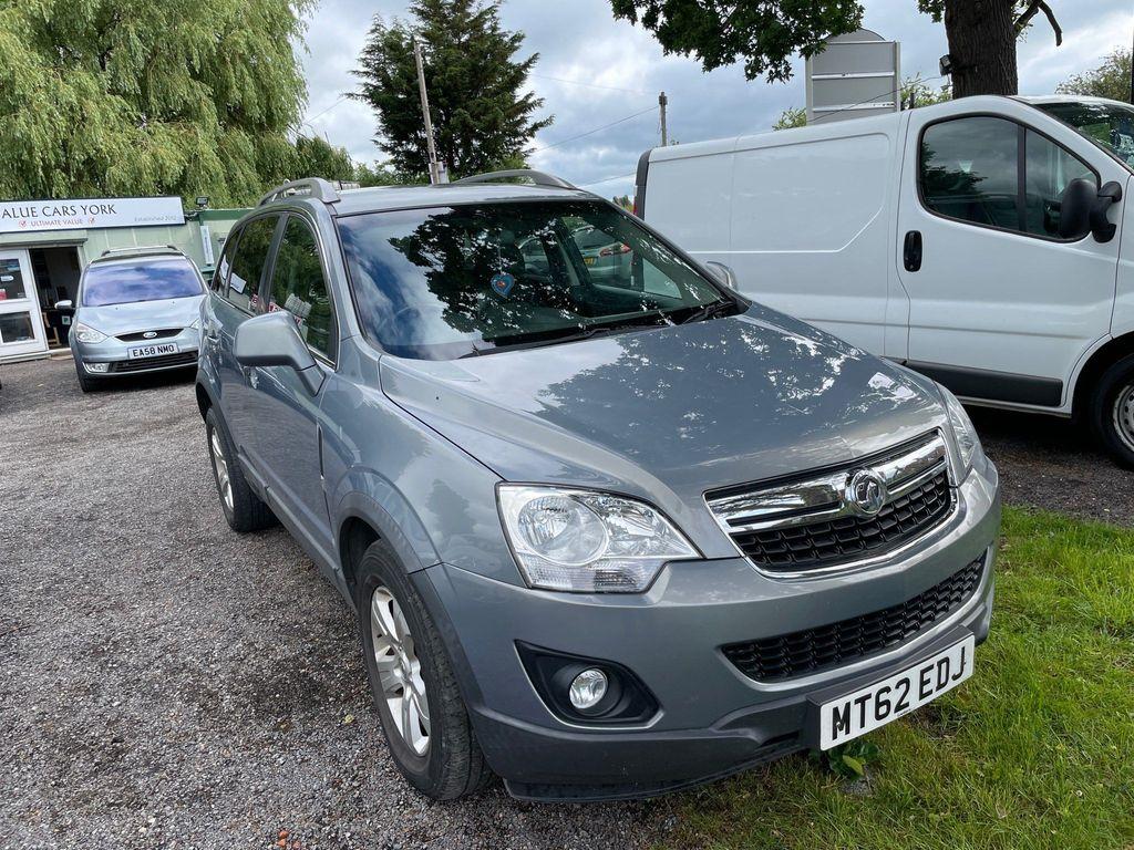 Vauxhall Antara SUV 2.2 CDTi Exclusiv 5dr