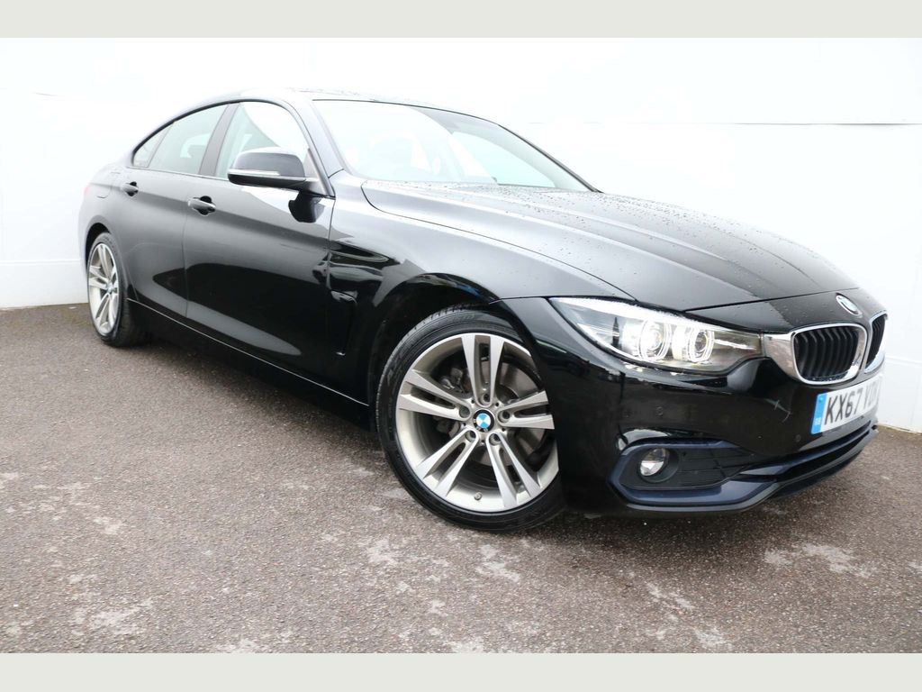 BMW 4 Series Gran Coupe Saloon 2.0 420d Sport Gran Coupe Auto (s/s) 5dr