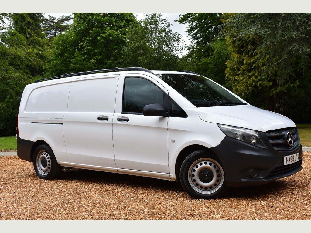 Mercedes-Benz Vito Panel Van 2.1CDI 114 XLWB 139BHP EUR 6 B-TEC 6DR