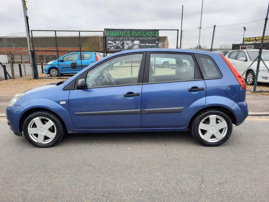 Ford Fiesta Hatchback 1.25 Zetec Climate 5dr
