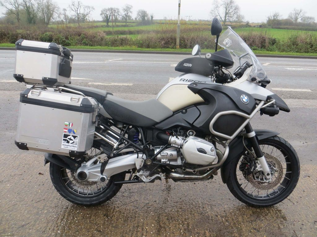 BMW R1200GS Adventure Adventure Adventure