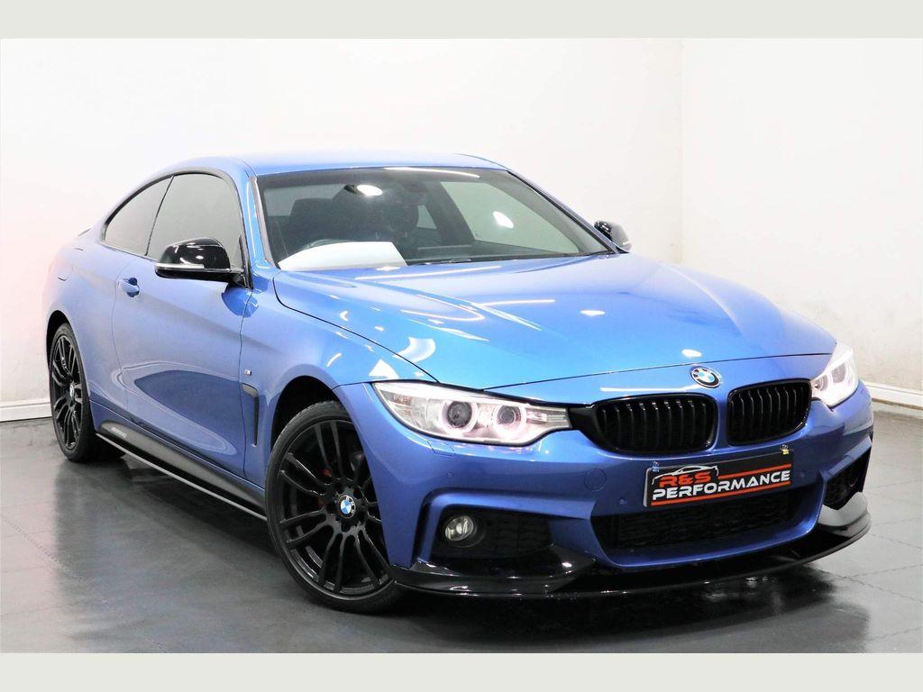 BMW 4 Series Coupe 2.0 420d M Sport xDrive 2dr