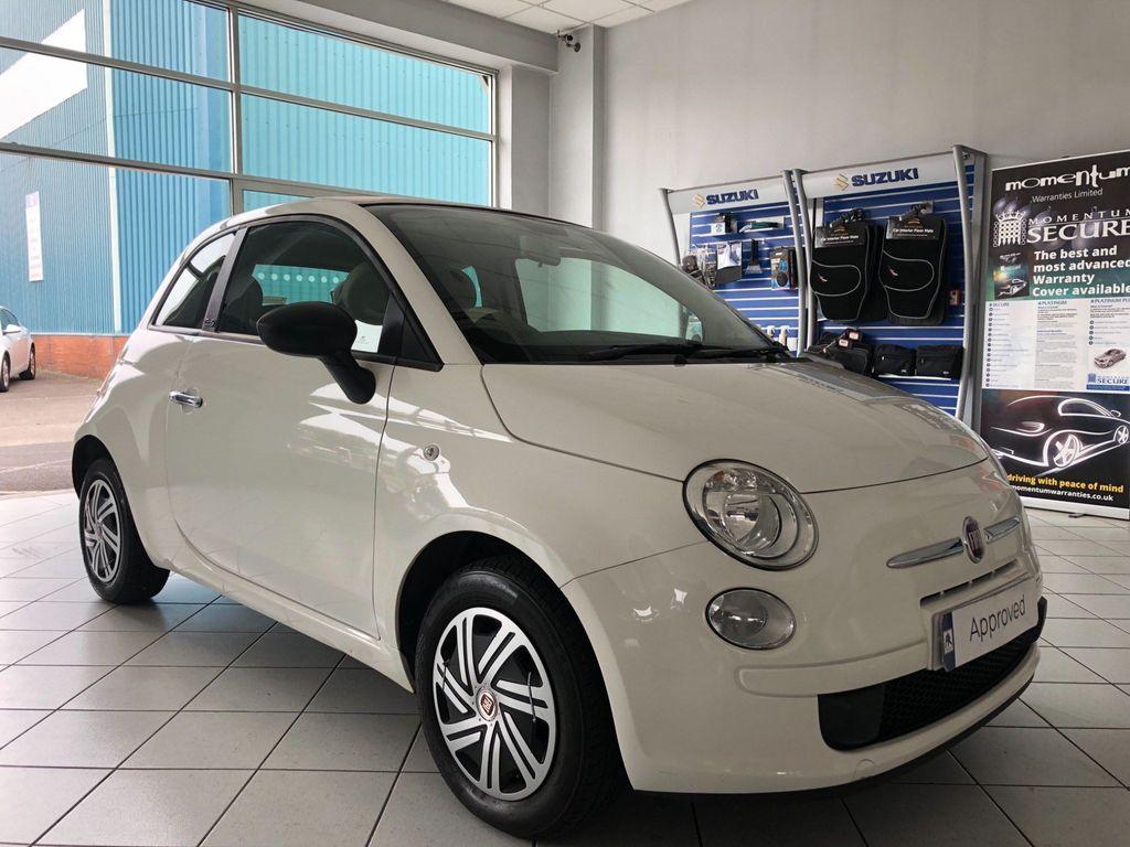 Fiat 500C Convertible 1.2 Pop 2dr