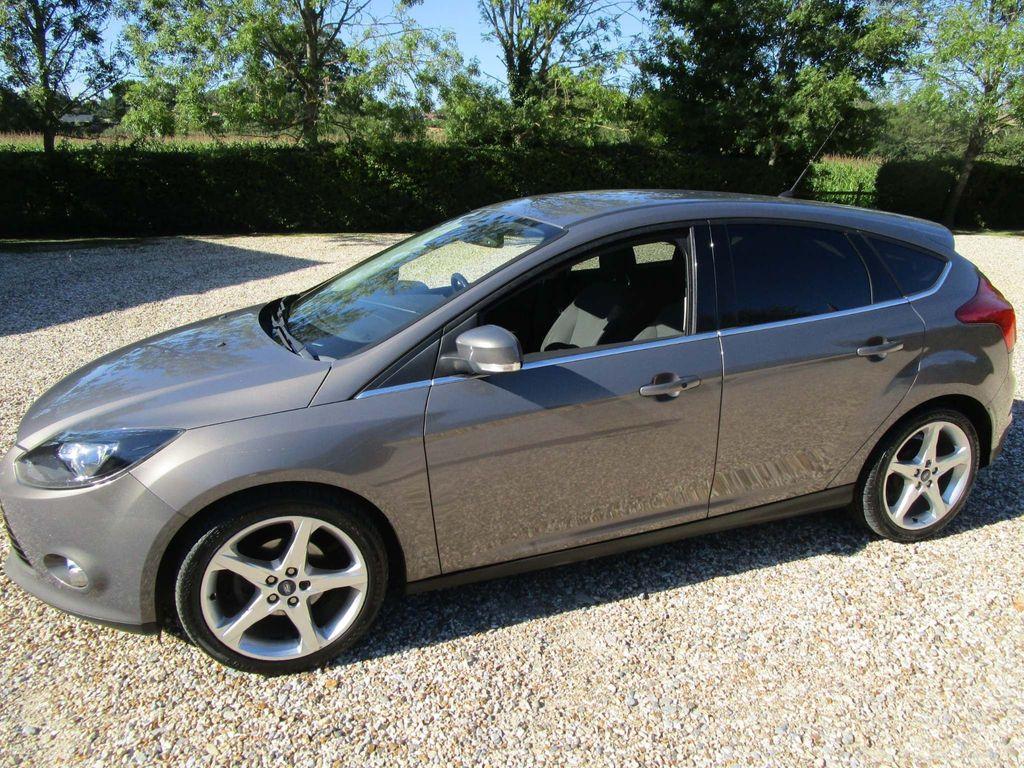 Ford Focus Hatchback 1.0 SCTi EcoBoost Titanium Navigator Navigator 5dr