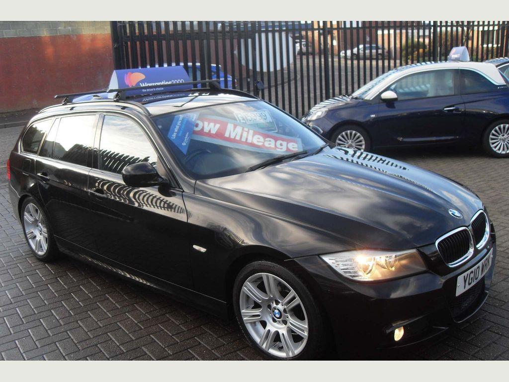 BMW 3 Series Estate 2.0 320d M Sport Touring 5dr