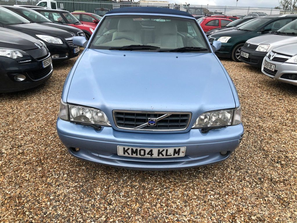 Volvo C70 Convertible 2.0 T GT 2dr