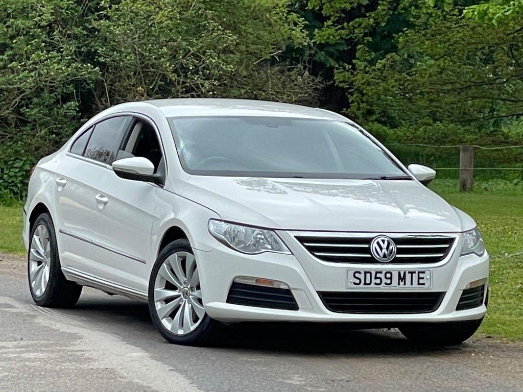 Volkswagen CC Saloon 1.8 TSI 4dr (4 Seat)