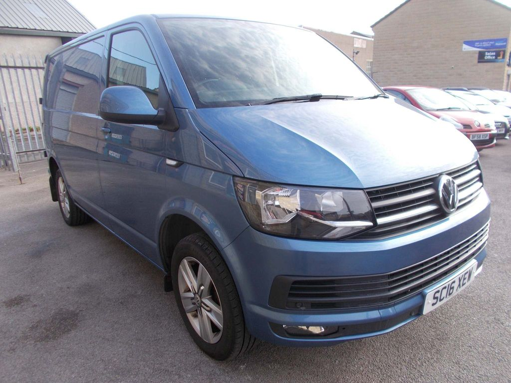 Volkswagen Transporter Panel Van 2.0 BiTDI T30 BlueMotion Tech Highline DSG FWD SWB EU5 (s/s) 5dr