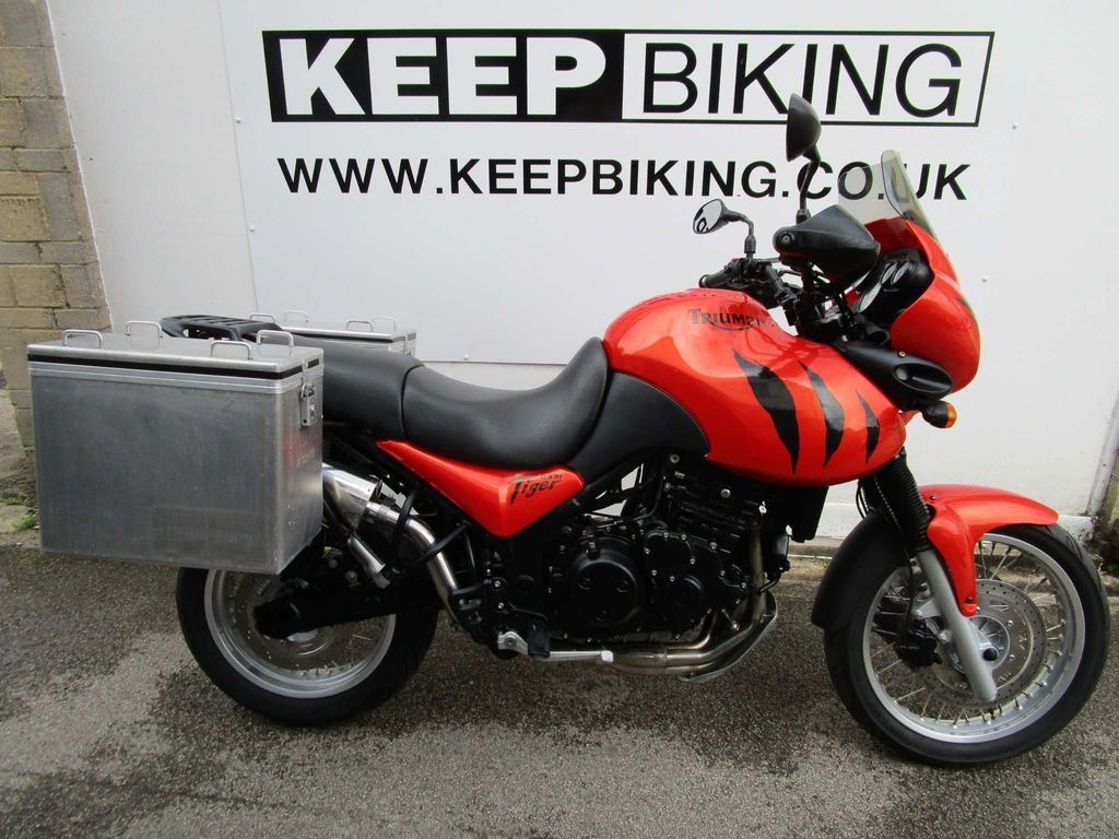 Triumph Tiger 955 Adventure 955