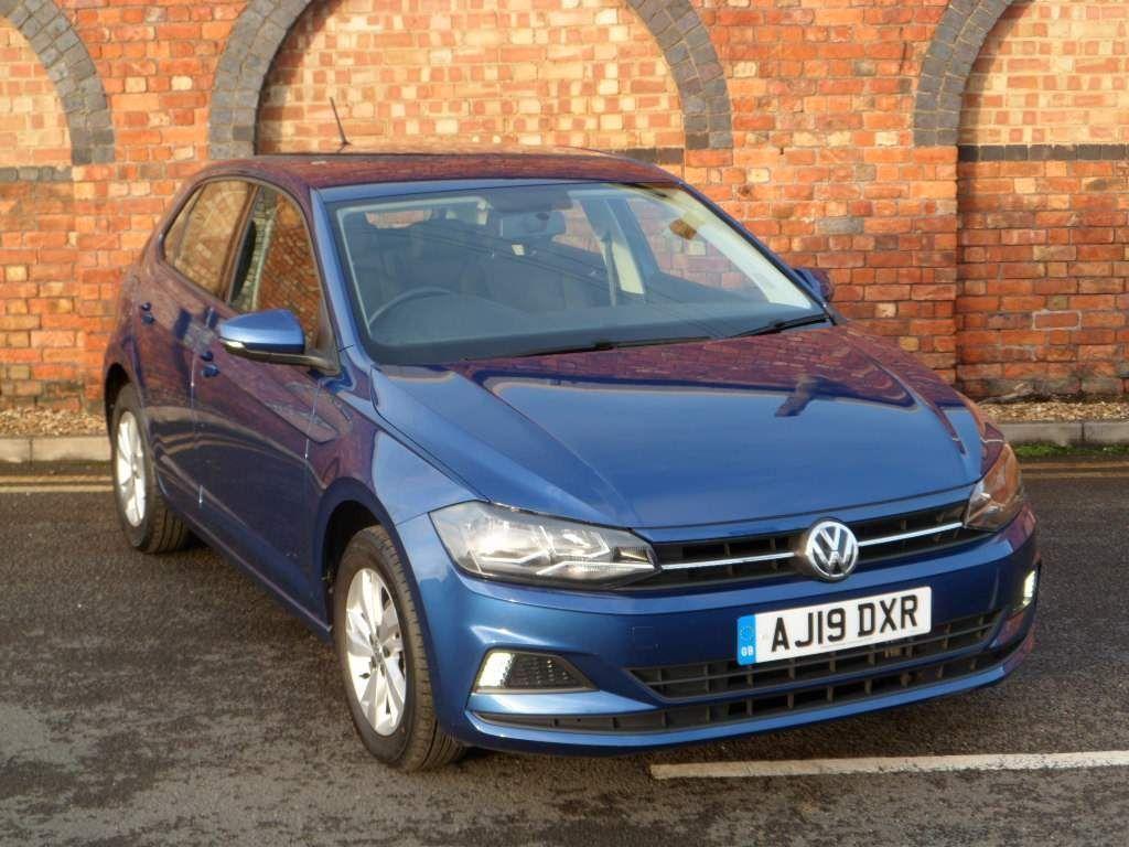 Volkswagen Polo Hatchback 1.0 EVO SE (s/s) 5dr